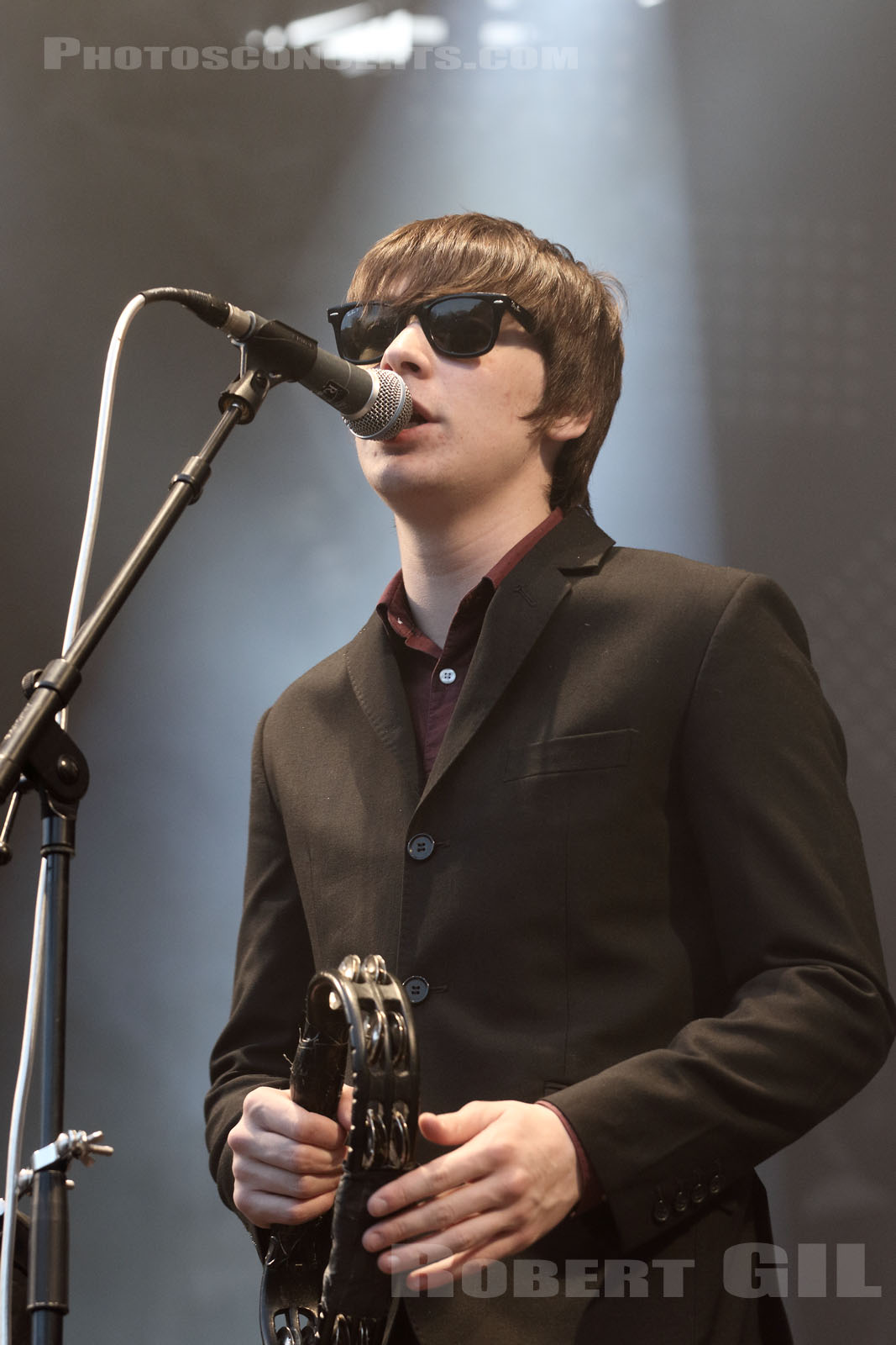 THE STRYPES - 2015-06-24 - PARIS - Place de la Republique